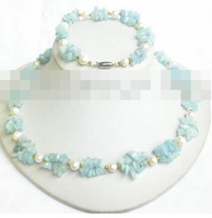 Free shipping Miss .606 Fashion 3styles White Pearls 18:Necklace 8.5