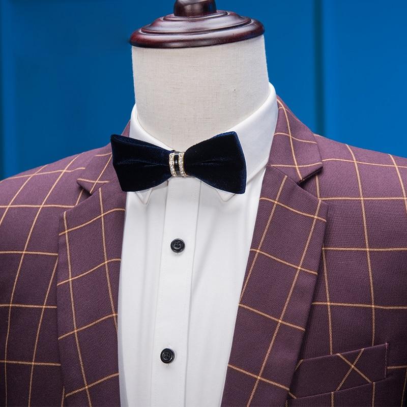 Moderno Vestir Para La Fiesta De Matrimonio Para El Hombre Viñeta ...