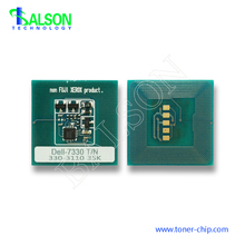 35K compatible 330-3110 cartridge reset chip for dell 7330 dn toner chips made in china