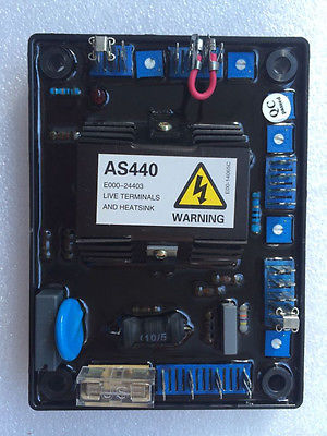 AVR AS440 Gensets Automatic Voltage Regulator XWJ new free shipping as440 avr automatic voltage regulator avr