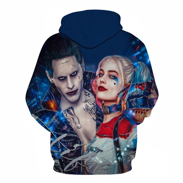 Men/Women Fashion 3D Hoodies Sweatshirts