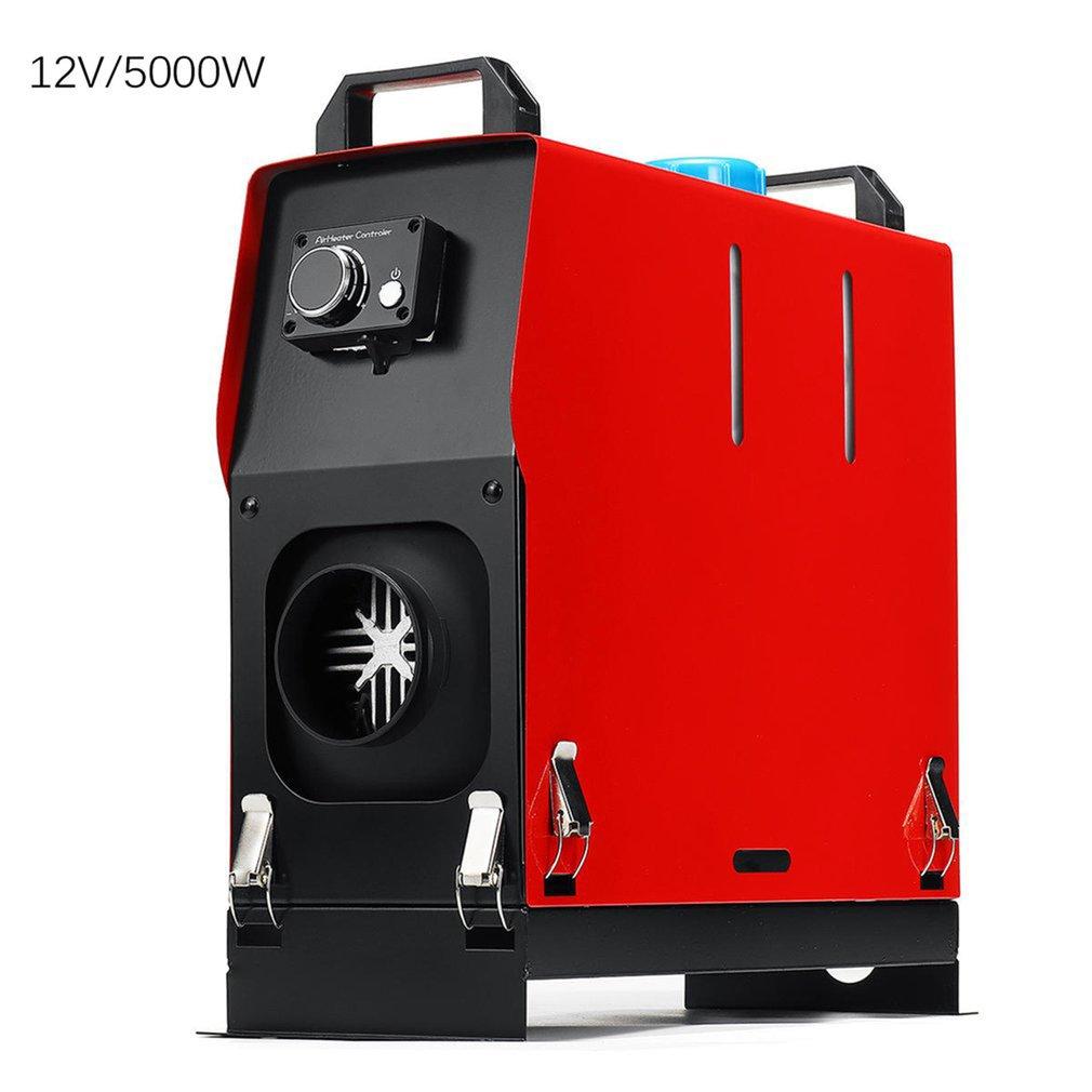Автомобильный Нагреватель Переключатель 12 в 3000 Вт/5000 Вт/8000 Вт Цифровой одно отверстие одна машина Парковка портативный