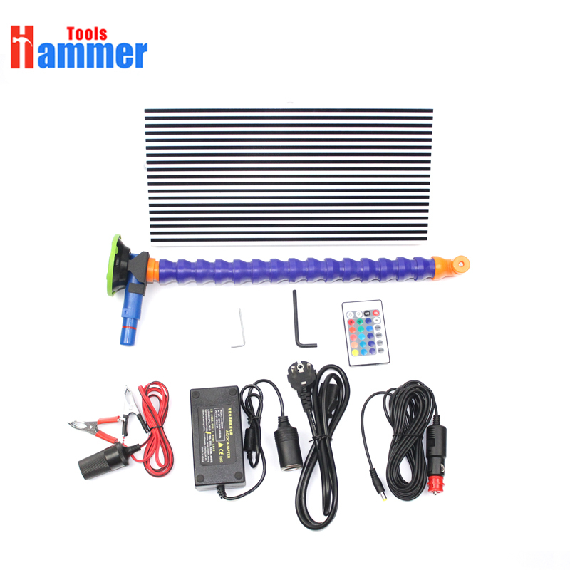 24 colour romote control Line Board LED Lamp for PDR KING variable color
