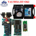 VAS 5054A Bluetooth V19 VAS5054A OKI Chip ( Full Chip ) VAS 5054 Support UDS Protocol Vas5054 Diagnostic Tool Multi Language
