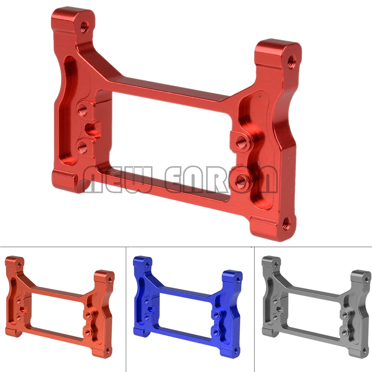 NEW ENRON Aluminum Front Steering Servo Mount For RC Racing 1/10 Traxxas TRX-4 TRX4 #8239