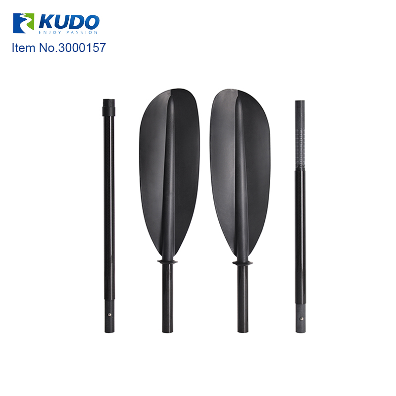 2017 New Arrivals Black Sea Kayak Paddle with Carbon Fiber Shaft and Plastic Blade(AB blade) connexions cahier d exercices niveau 2 cd