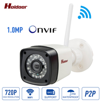 720P IP Cam HD Mini Wireless Surveillance Video Camera CCTV WIFI Network Indoor P2P Onvif 2