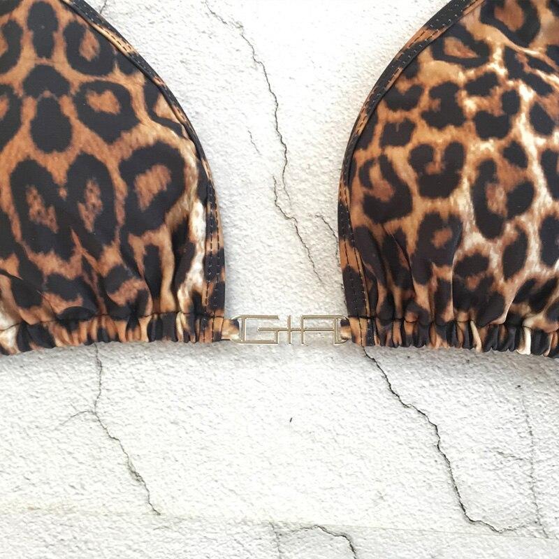 Leopard Look Druck Lenkradabdeckung Handschuh Universell für 37-39cm