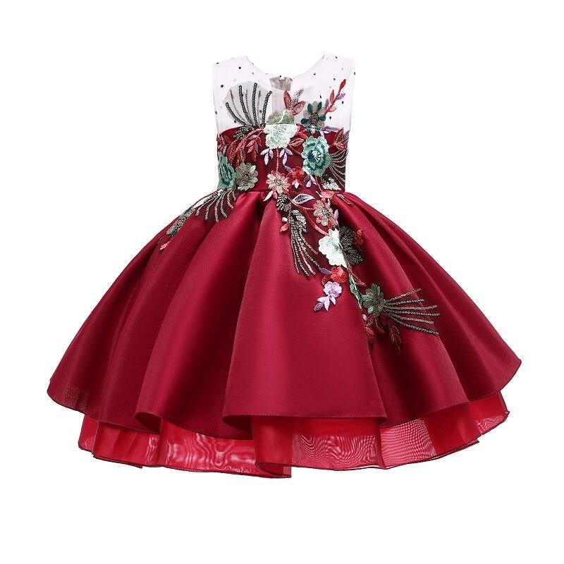 1cfe6e09690 Детское праздничное платье принцессы для дня рождения