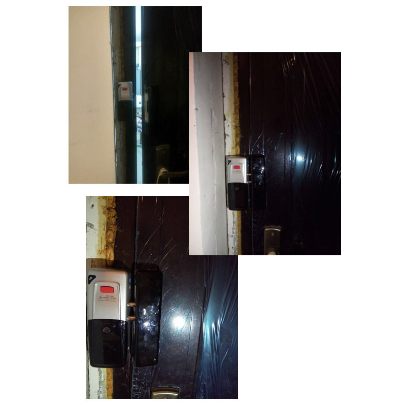 RAYKUBE Нов безжичен 433Mhz комплект за - Сигурност и защита - Снимка 6