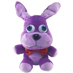 new 1pieces/lot 25cm Five Nights at Freddy's 4style plush Bonnie china foxy freddy doll toy Furnishing articles Children's gift