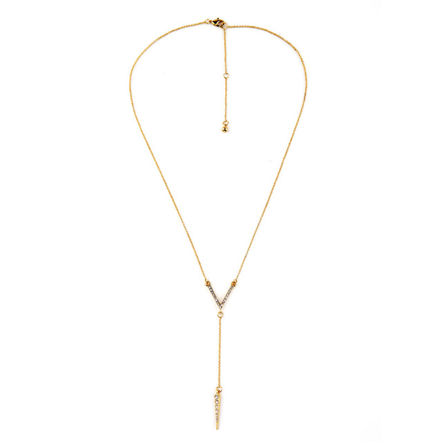 China factory wholesale cheap necklace gold color filled v type china factory wholesale cheap necklace gold color filled v type pendants online store aloadofball Gallery