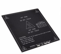 DuoWeiSi 3D Printer Parts Standard 3D Printer 3MM MK3 Aluminum Board PCB Heat Bed For Reprap