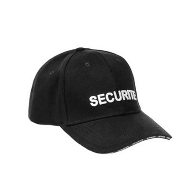 Visualizzza di più. 2017 Vetements SECURITE Lettera Ricama Donne Uomini  Berretto da baseball Cappello Hiphop Base Pure Colour Cap 3ece80572be2