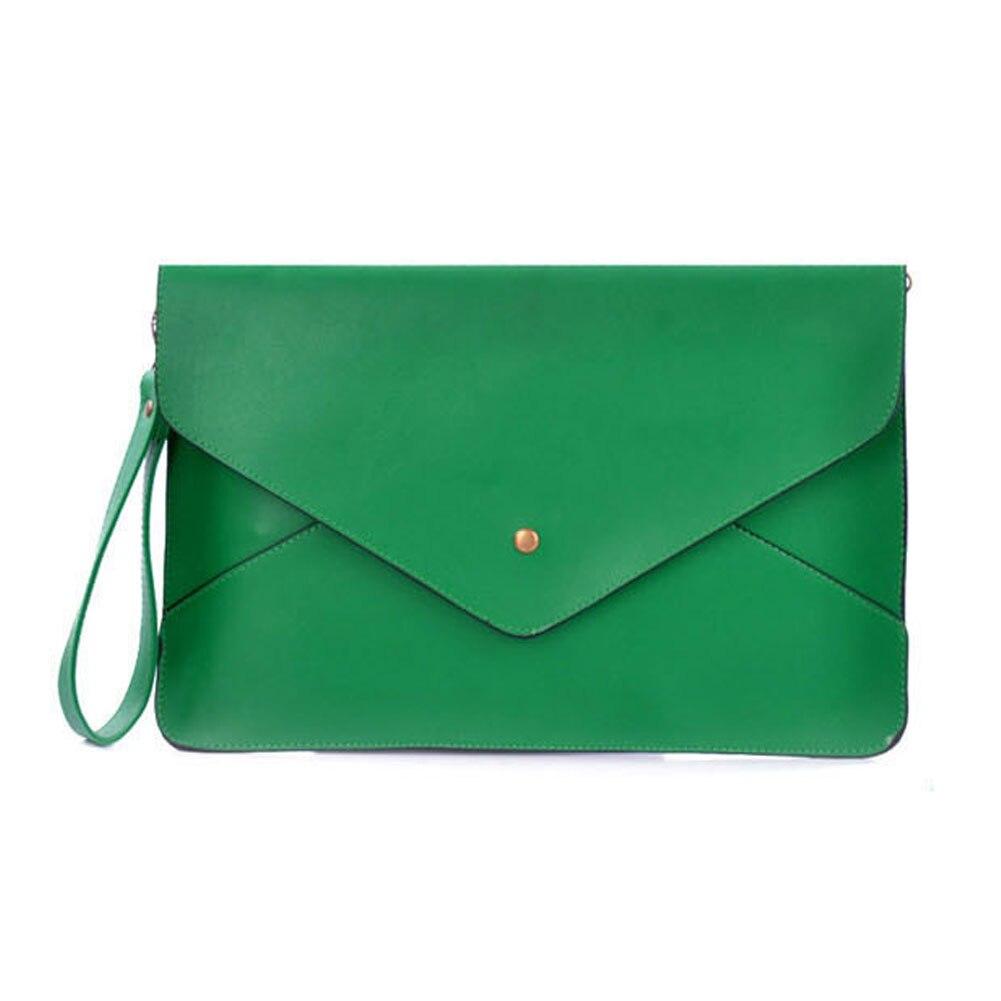 Лидер продаж Для женщин конверт клатч Портфели искусственная кожа конверт Плечо Сумка Через Плечо Винтаж маленький клатч e2shopp lxx9