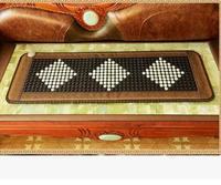 2016 массаж Электрический Турмалин Отопление матрас Jade Массажная подушка Здоровый Отопление офис диванную подушку для продажи 50*150 см