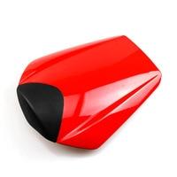 Motorcycle ABS Plastic Rear Passenger Seat Cowl Cover Fairing For Honda CBR CBR1000RR Fireblade 2008 2014 RED Color