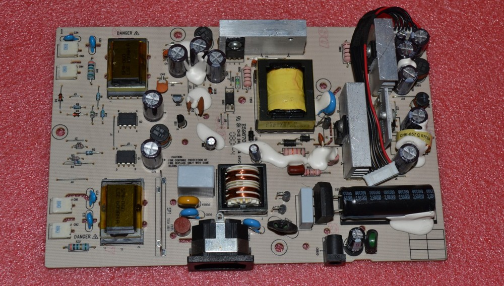 Free Shipping> E198WFPF S199WFP power board QLPI-017 board number 490941400000R almost new-Original 100% Tested Working