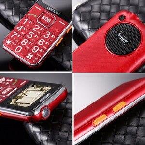 Image 3 - בכיר רוסית נייד טלפון 2G GSM ישנים הסלולר Bluetooth Dual SIM כרטיס SOS כפתור חזק לפיד FM זול טלפונים סלולרי