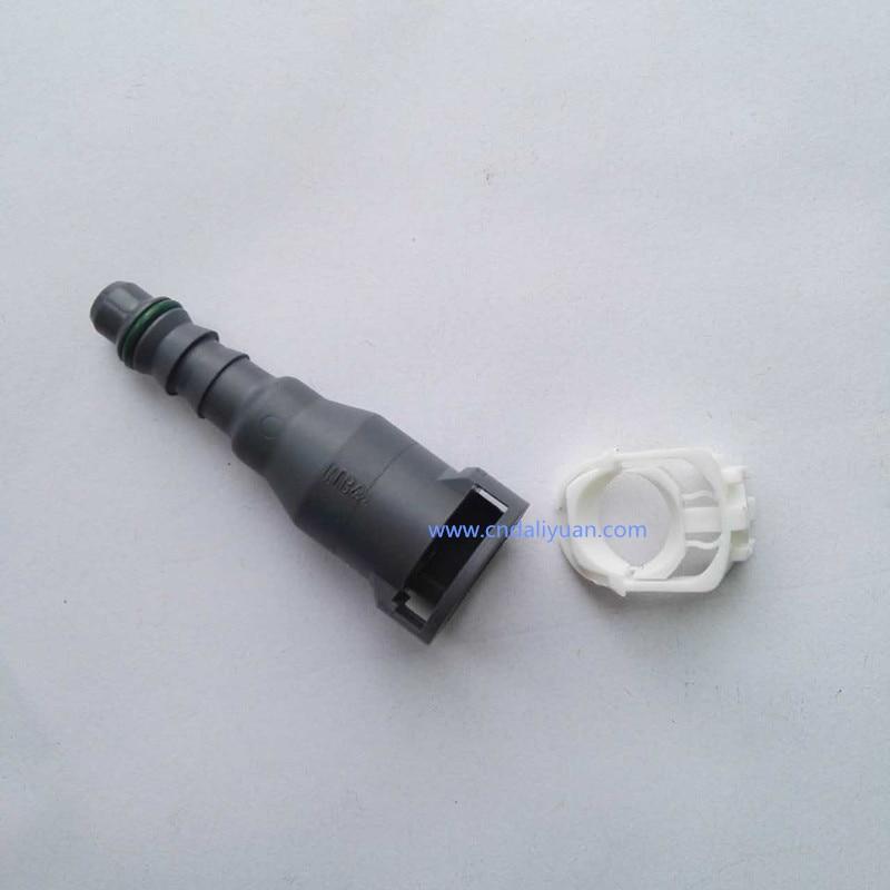 7.89mm ID6 SAE 5/16 Kütusetoru liitmik Kütusetoru kiirliides - Auto salongi tarvikud - Foto 6