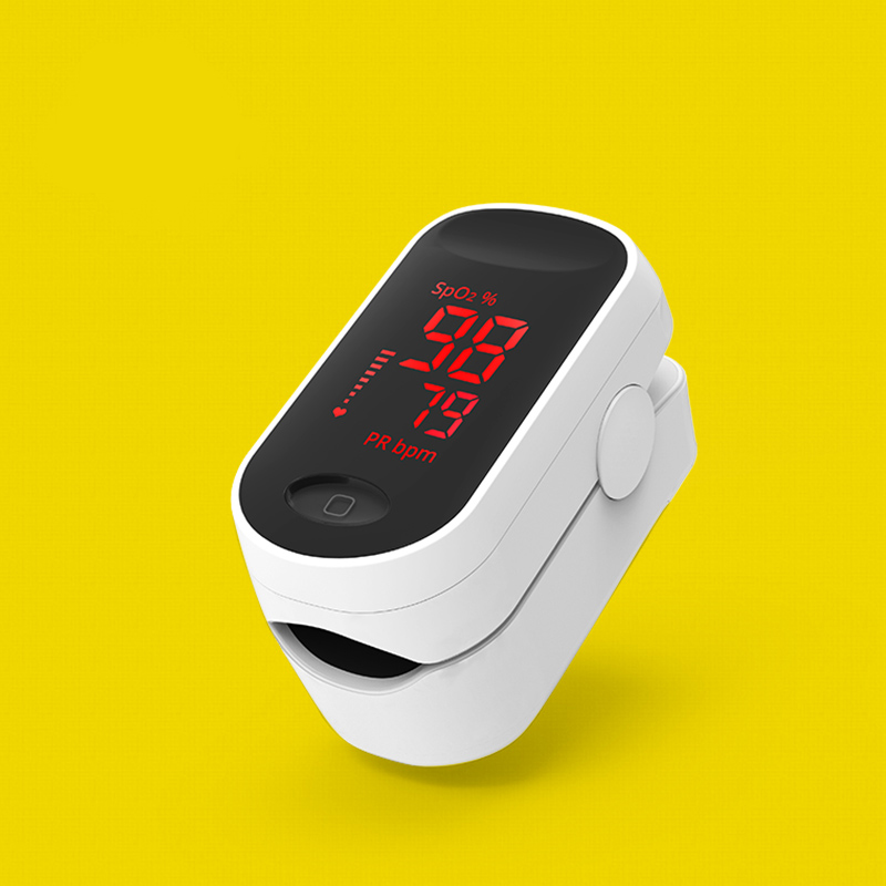 BOXYM Medical Fingertip Pulse Oximeter Blood Oxygen Heart Rate Monitor Digital LED Oximetro Health Monitors Oximetro De Pulso(China)