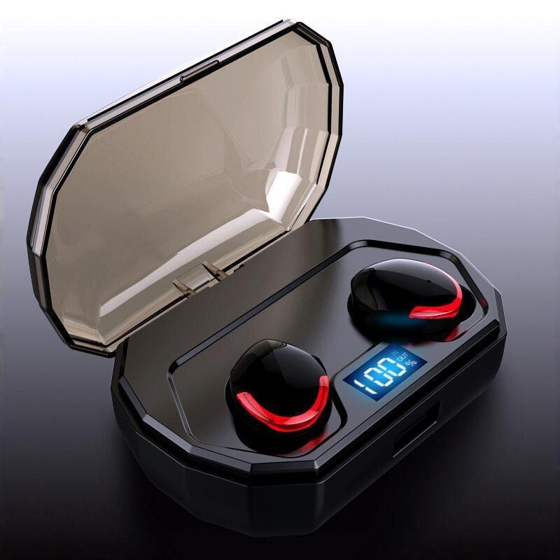 TWS casque sans fil Bluetooth écouteur mains libres casque sport écouteurs jeu casque écouteurs pour iPhone 8 pour Samsung