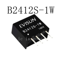 10PCS B2412S B2412S-1W New original