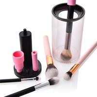 1pcs Makeup Brush Cleaner Convenient Silicone Lightweight And Practical Make Up Brushes Cleanser Cleaning Tool Machine