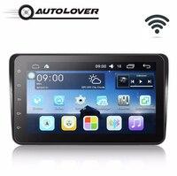 8001 Android 6.0.1 Araba Radyo GPS Oyuncu 8-inch GPS WiFi Multimedya Oynatıcı VW Volkswagen Polo Için T5 Destek FM Fonksiyonu