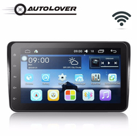 8001 Android 6.0.1 Car Radio GPS Player 8 inch GPS WiFi Multimedia Player Support For VW Volkswagen Polo T5 FM Function