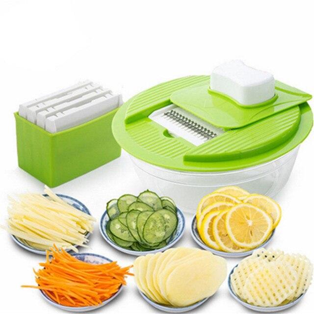 Aliexpress.com : Buy Multifunction Vegetable Slicer Dicer