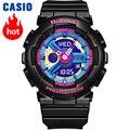 Часы Casio G Shock женские часы Лучший бренд класса люкс Цифровые женские часы 100м Водонепроницаемые светодиодные цифровые Кварцевые часы женски...