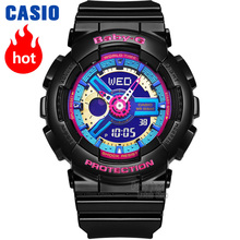 0fb762fe5 Casio watch BABY-G Women's quartz sports watch fashion trend cool double  waterproof baby g · 2 Colors Available