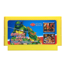 8bit cartucho de juego clásico Venta caliente tarjeta amarilla Tarjeta de SEGA para Plug consola