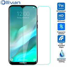 2PCS Tempered Glass For DOOGEE Y8 Screen Protector 2.5D Premium Tempered Glass For DOOGEE Y 8 Y8 Doogeey8 Protective glas Film(China)