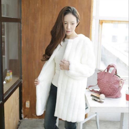 Fourrure Manteau Taille Outwear Z34 Femmes Artificielle La Nouveau Fausse 2018 En Femme De Chaud Veste Faux Plus D'hiver kZTiPlwOuX
