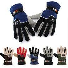 Hotsale glove windproof mens snowboard motorcycle warm ski gloves winter