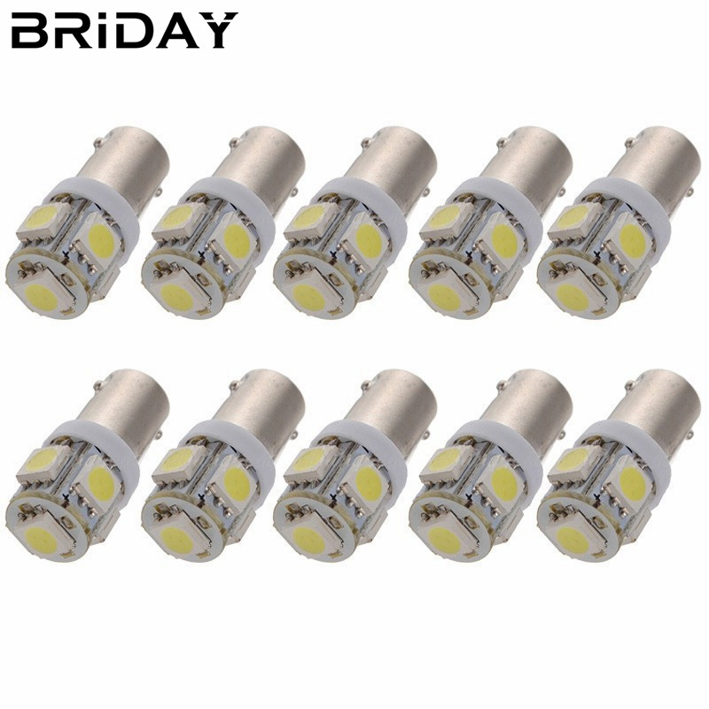 1PC BA9S 5smd clearance lights reading lamp dome lamp led Bulbs license plate lamp Car-Styling signal lights for cars DC 12V 1pc car styling led 12v dc led white lights dome reading footwell glove box trunk license number plate lamps auto accessories