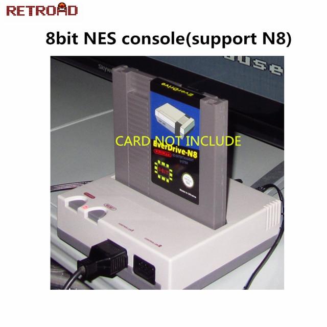 NES Retro 8 Bit Entertainment SystemCan Play N8 EVERDRIVE