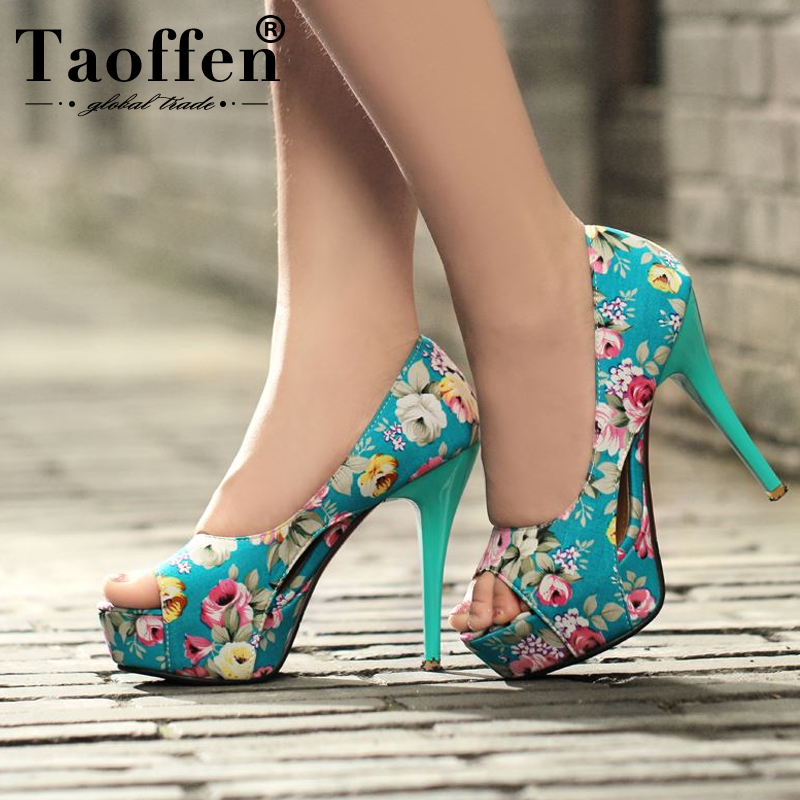 TAOFFEN Bowknot Pointed Toe Office Lady Pumps Spring Party Work Fashion High Heel Shoes Women High Quality Pumps Size 32-42TAOFFEN Bowknot Pointed Toe Office Lady Pumps Spring Party Work Fashion High Heel Shoes Women High Quality Pumps Size 32-42