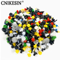CNIKESIN 200Pcs Universal Mixed Auto Fastener Car Bumper Clips Retainer Car Fastener Rivet Door Panel Fender Liner for all car