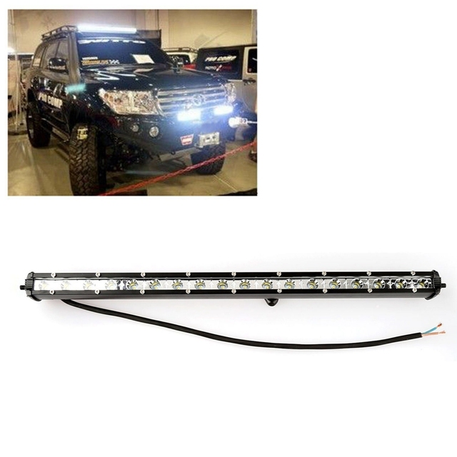 12v 24v 20 led offroad light bar car truck atv tractor trailer spot 12v 24v 20 led offroad light bar car truck atv tractor trailer spot flood led aloadofball Images