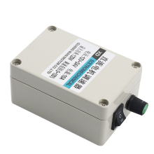 цена на 10A DC governor 12V stepless speed regulation box 24V motor controller positive and negative 12V speed switch
