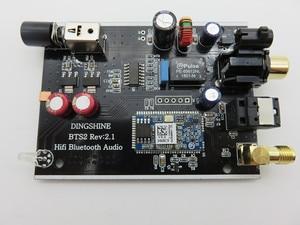 Image 3 - BTS2 Wireless Audio Adapter CSR8675 APTX HD APT X Bluetooth 5.0 Digital Receiver Coaxial Optical digital Audio Output 24BIT
