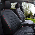 Personalizado cubierta de asiento de ajuste para skoda octavia superb octavia fabia rápido estupendo yeti asiento completo de cuatro asientos asientos para automóviles