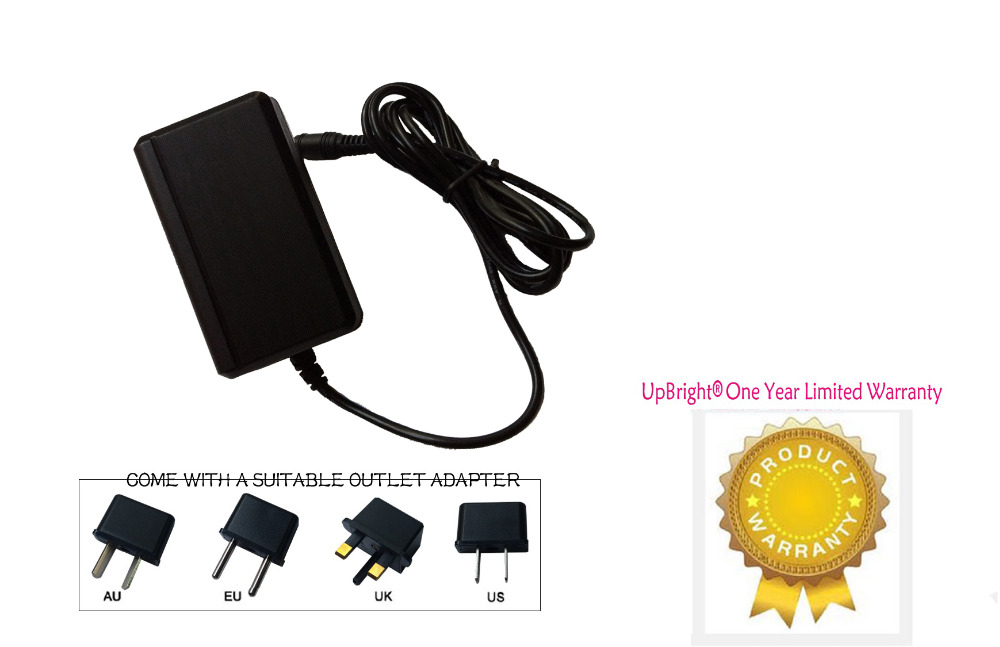 "LG 22/"" HD 22MP48HQ-P computer monitor power supply AC adapter cord cable charger"