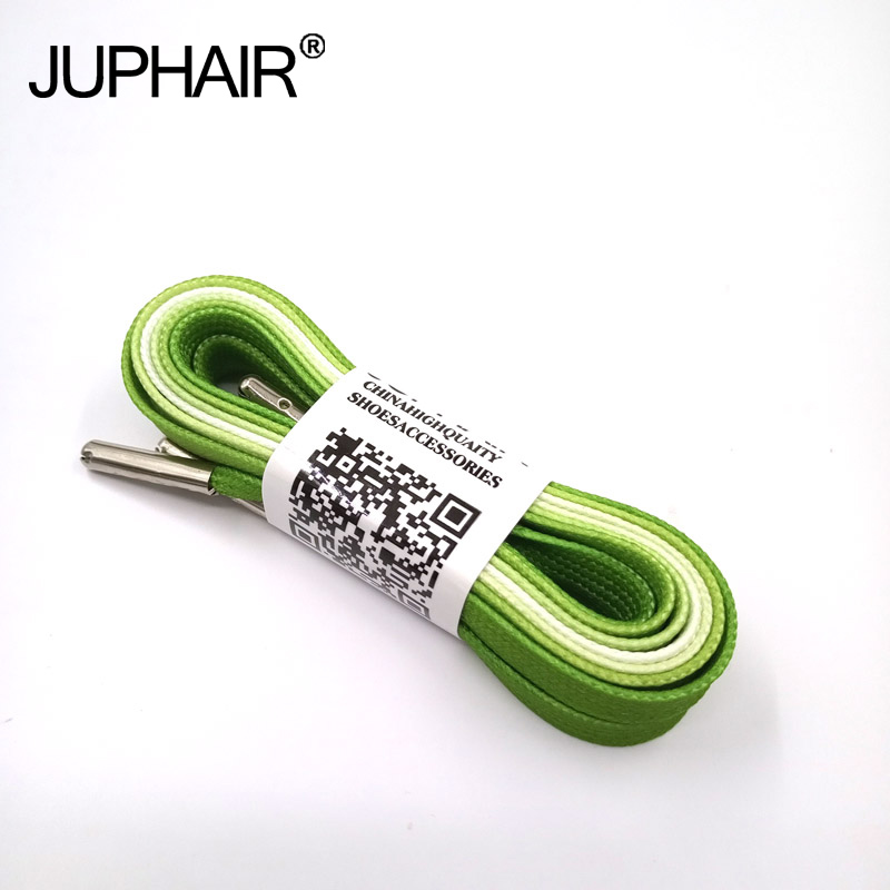 1-12Pairs Herbal Green Lacet Sznurowadla Lacci Scarpe Basket Femme Sneakers Women Zapatillas De Mujer Offwhite Shoelaces Laces