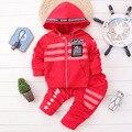 2016 Children Clothing Set Spring Autumn Fashion Kids Boy Coat Jacket Pants Girl Sport Suit Style Boys Clothing Sets
