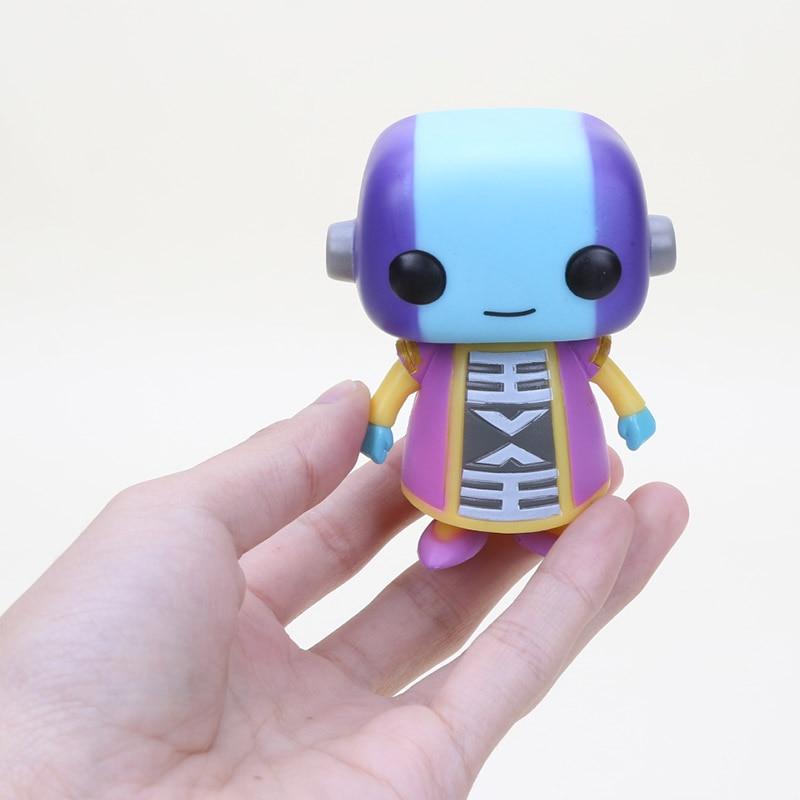 US $8 36 17% OFF|8cm Anima Dragon ball Z figure toy Son Goku Zeno Vegeta  Super Saiyan Zen oh PVC Action Figure Model Dragonball Toy-in Action & Toy