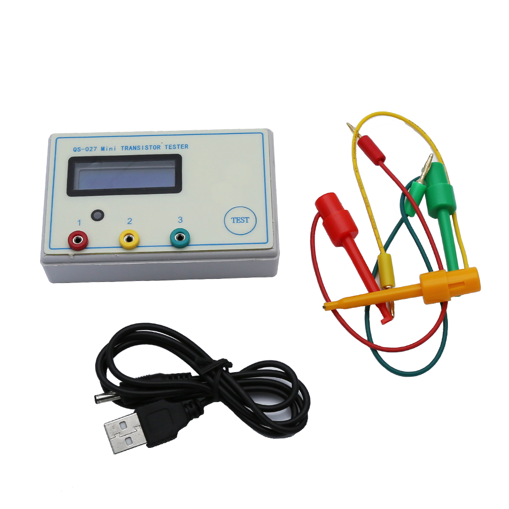 328 Transistor Tester Capacitor ESR Inductance Resistor Meter LCR NPN PNP MOS freeshipping 2014 newest m328 transistor tester capacitor esr inductance resistor meter not include the battery